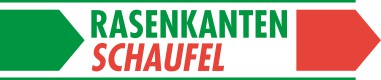 Rasenkantenschaufel-Logo